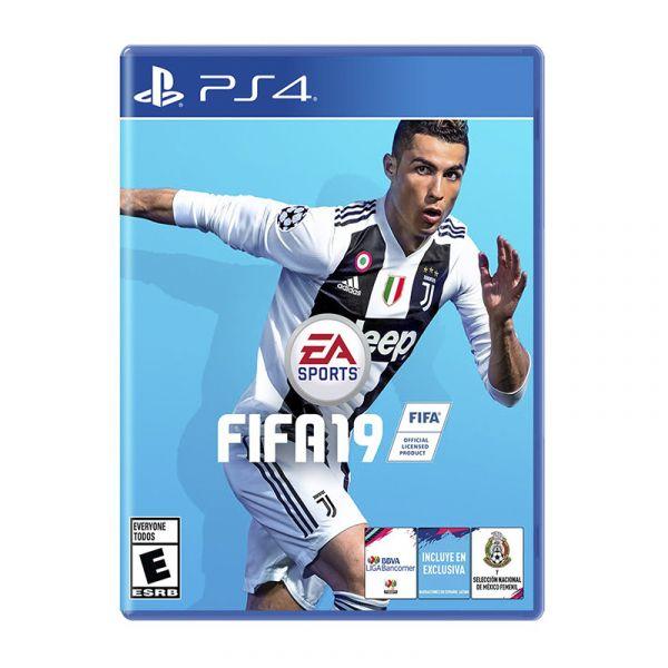 JUEGO P/PLAY 4 FIFA 2019