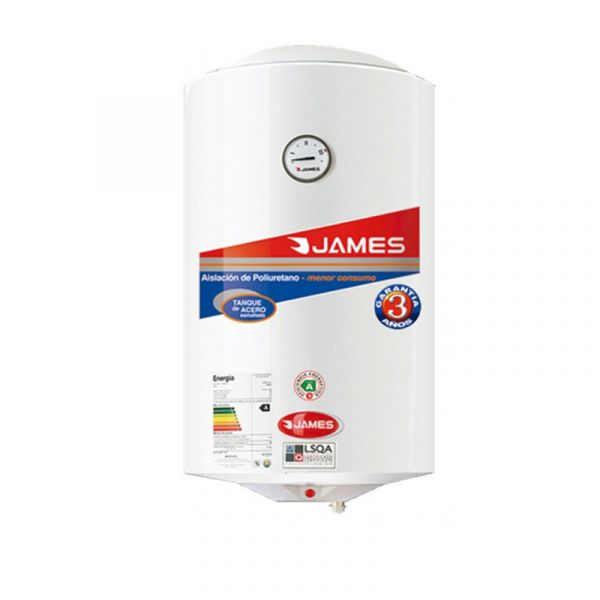 TERMO CALEFON JAMES 80 LTS VERTICAL