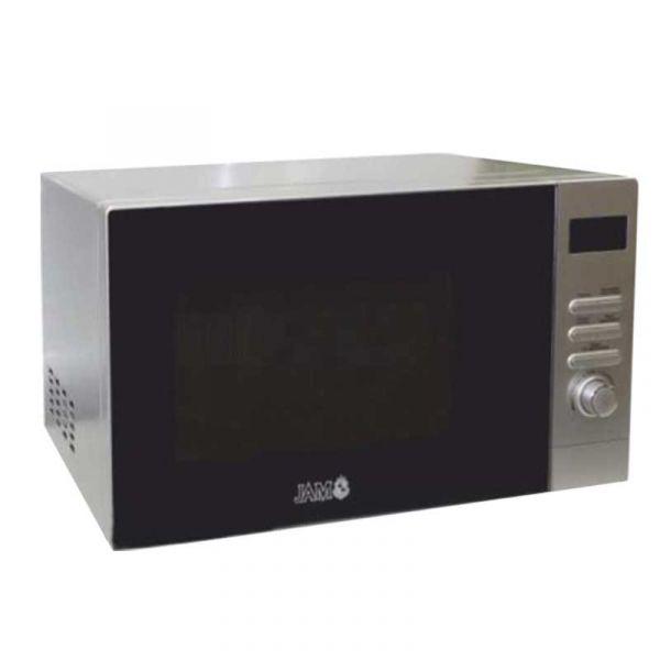 MICROONDA JAM 25 LTS AM925AKN PANEL DIGITAL FRENTE DE ACERO INOX 900W