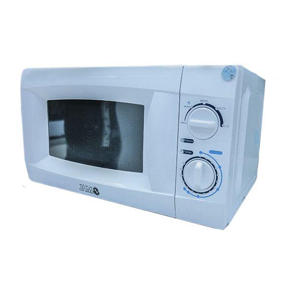 MICROONDA JAM 20 LTS MM720CKE BLANCO C/ LUZ INTERNA 700W 230V/50HZ