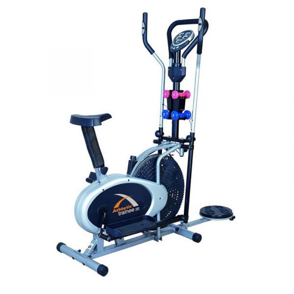 BICI ERGOMETRICA ATHLETIC ELLIPTICAL AT EL 2E 100KG