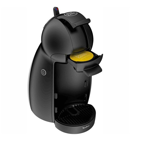 CAFETERA MOULINEX 0,6LTS DOLCE GUSTO PICCOLO NEGRA EDXCKP10N/EDXCDGPN-N PV1000AR