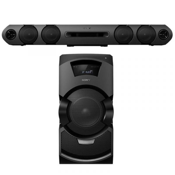 MINICOMPONENTE SONY HCD-GT3D 7920W/USB/FM REPRO DVD