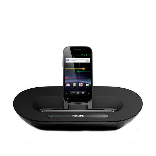 SISTEMA DE AUDIO PHILIPS P/ TELEFONO ANDROID AS351/55