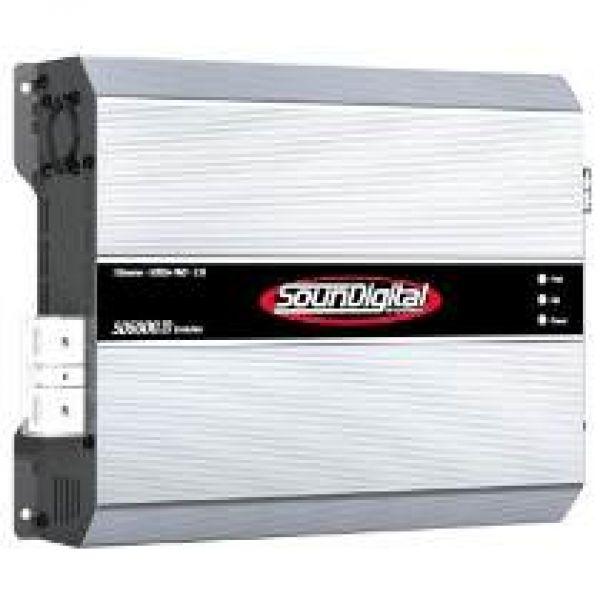 AMPLIFICADOR SOUND DIGITAL 5000W
