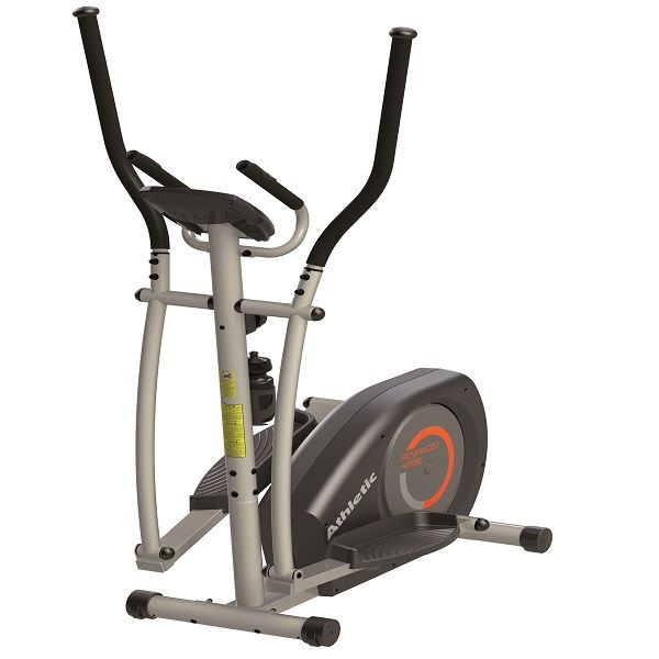 BICI ERGOMETRICA ATHLETIC ELLIPTICAL AT EL 470E 150KG