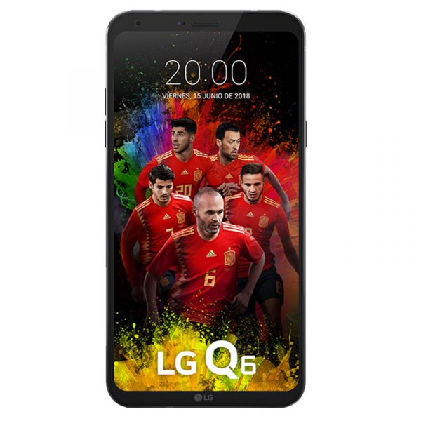 TELEFONO CELULAR LG Q6 NEGRO