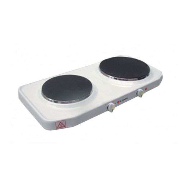 COCINA JAMES ELEC LX 7021 2500W DOBLE