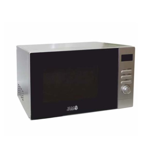 MICROONDA JAM 25 LTS AM925AKN PANEL DIGITAL FRENTE DE ACERO INOX 900W