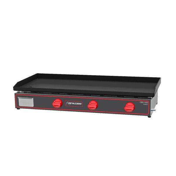 CHURRASQUERA METALCUBAS A GAS COMPACTA 1035MM CBG-1000C