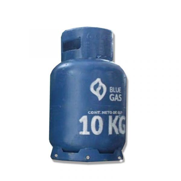 GARRAFA DE 10 KG. C/CARGA