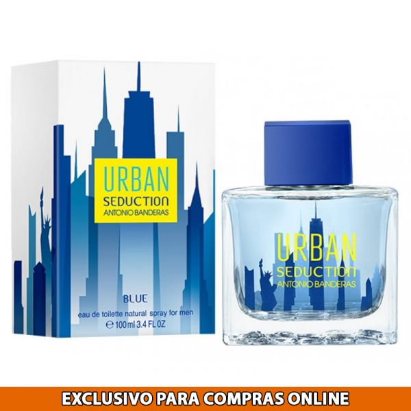 PERFUME BUE SEDUCTION URBAN EDT 100ML