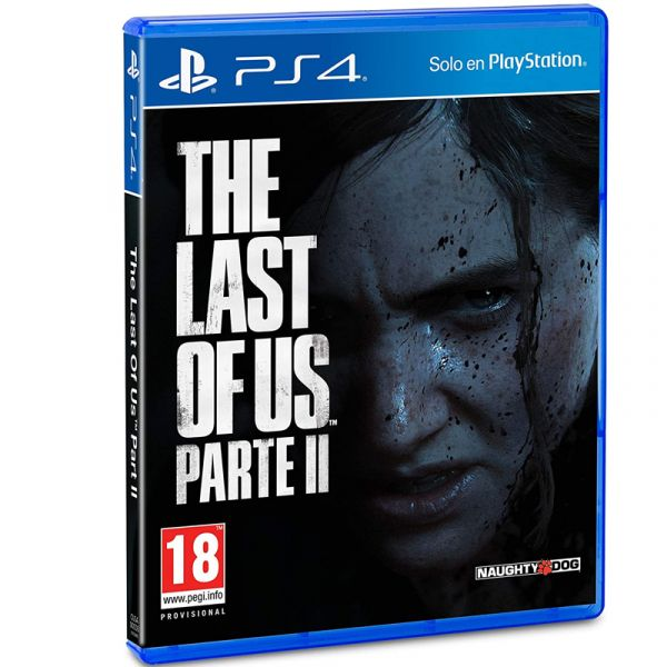 JUEGO P/PLAY STATION 4 THE LAST OF US PART II