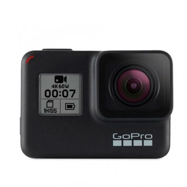 CAMARA GO PRO HERO 7 4K PANTALLA TACTIL WIFI BLUETOOTH