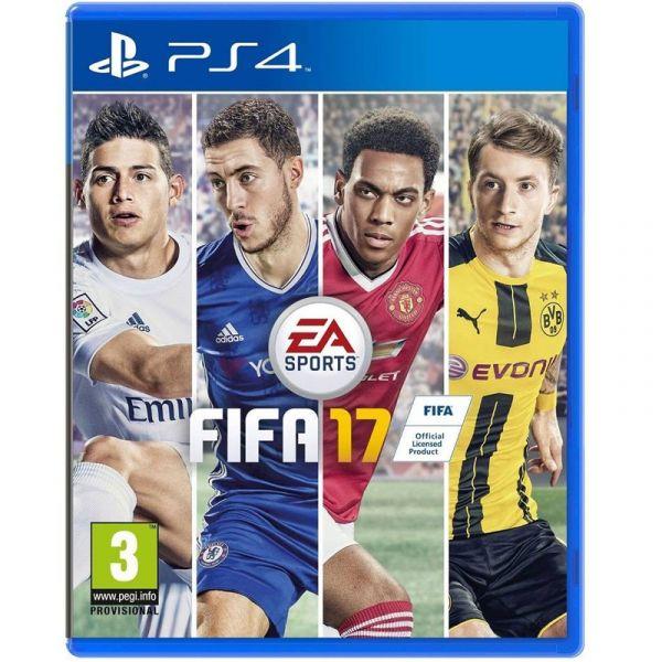 JUEGO P/PLAY 4 FIFA 2017
