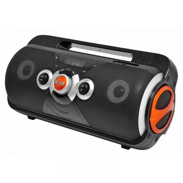 RADIO TOKYO BOOMBOX NARANJA ELTBB89UNA AM/FM PORTATIL C/USB/MP3