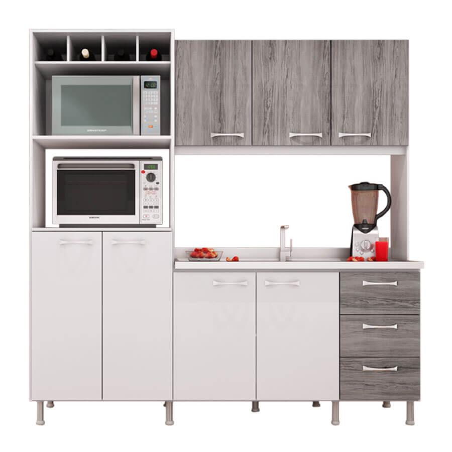 Bonito Kit De Cocina Galer A De Im Genes Kit De Muebles De  # Geant Muebles De Cocina